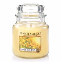 Moyenne Jarre Flowers In The Sun Yankee Candle
