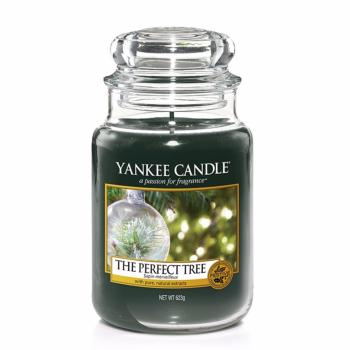 Grande Jarre The Perfect Tree / Sapin Merveilleux Yankee Candle