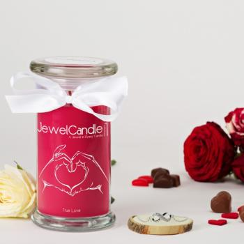 True Love (Collier) Jewel Candle
