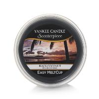 Easy Melt Cup Black Coconut Yankee Candle