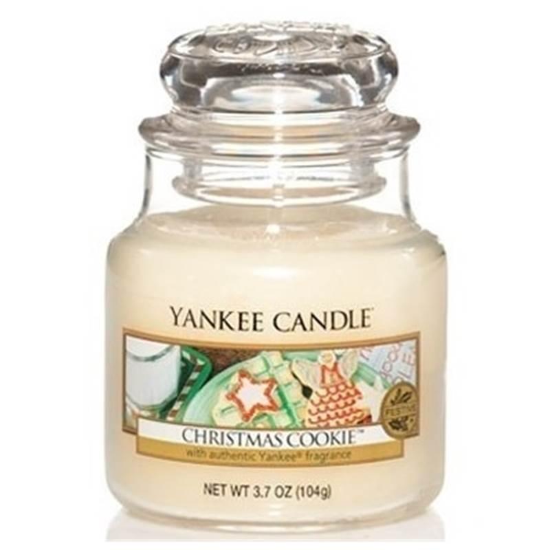 Yankee candle petite jarre christmas cookie cookie de no l - Yankee candle calendrier de l avent ...