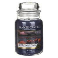 Grande Jarre  ( Exclu Us ) Blue Twilight Storm Yankee Candle