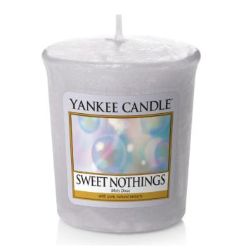 Bougie Votive Sweet Nothings / Mots Doux Yankee Candle