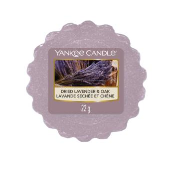 Tartelette Dried lavender & Oak Yankee Candle
