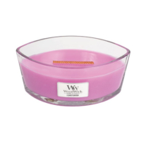 Bougie Ellipse Flower Garden Woodwick