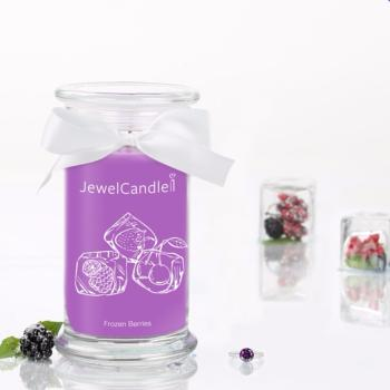 Frozen Berries (Bague Taille S) Jewel Candle