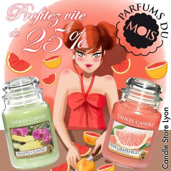 Promotion Yankee Candle