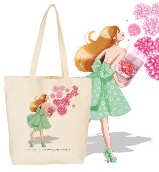 Tote Bag Printemps