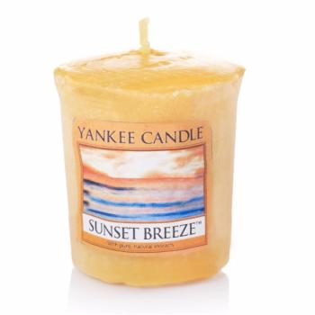 Bougie votive Sunset Breeze / Brise estivale
