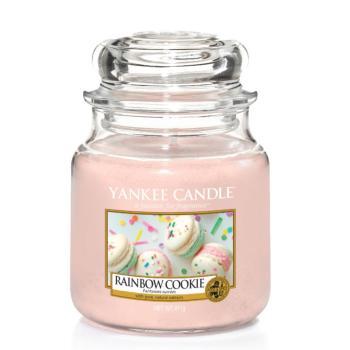 Moyenne Jarre Rainbow Cookie / Fantaisies Sucrées Yankee Candle