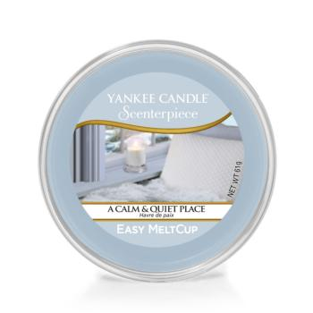 Easy Melt Cup A Calm & Quiet Place / Havre De Paix Yankee Candle