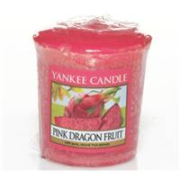 Votive Pink Dragon Fruit