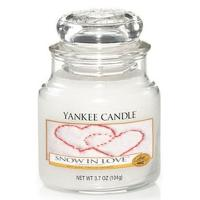 Petite Jarre Snow In Love / L'amour D'hiver Yankee Candle