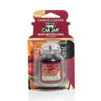 Ultimate Car Jar Black Cherry Yankee Candle