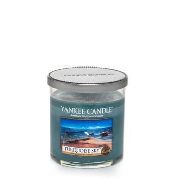 Petite Colonne Turquoise Sky / Ciel Turquoise Yankee Candle