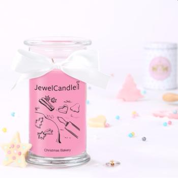 Christmas Bakery (Bague Taille S) Jewel Candle