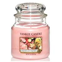 Moyenne Jarre Fresh Cut Roses / Roses Coupées Yankee Candle