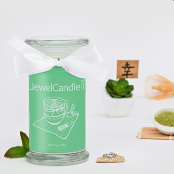 Matcha Latte (Bague Taille M) Jewel Candle