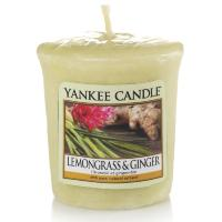 Bougie Votive Lemongrass & Ginger Yankee Candle