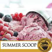 Summer scoop / Glace d'été