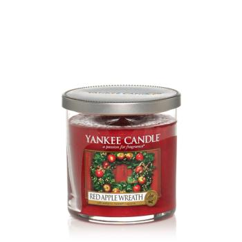 Petite Colonne Red Apple Wreath Yankee Candle