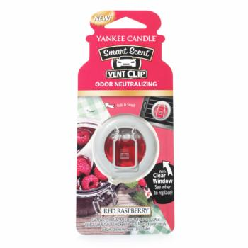 Clip Smart Scent Framboise Yankee Candle