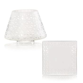Petit Abat-Jour collection Platinium Fade Yankee Candle