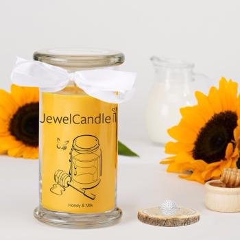 Honey & Milk (Bracelet) Jewel Candle