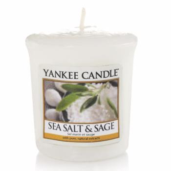 Bougie votive Sea Salt & Sage / Sel marin & Sauge