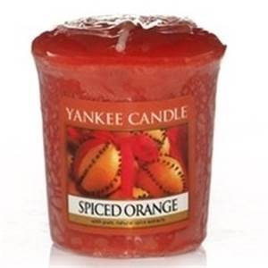 Votive Spiced Orange / Orange Epice