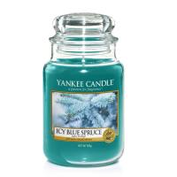 Grande Jarre Icy Blue Spruce / Sapin enneigé Yankee Candle