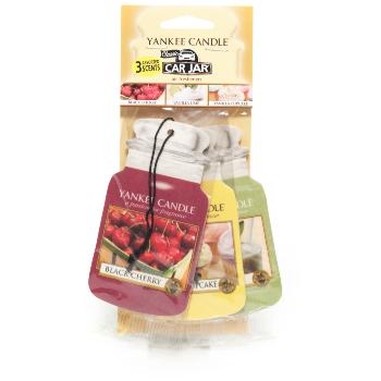 Car Jar Afternoon Picnic™ X3 Yankee Candle
