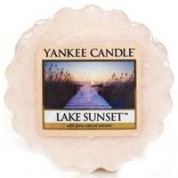 Tartelette Lake Sunset / Coucher De Soleil Au Lac Yankee Candle