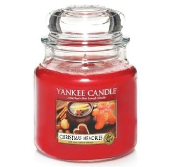 Moyenne Jarre Christmas Memories Yankee Candle
