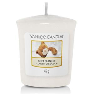 Votive Soft Blanket / La Couverture Douce Yankee Candle