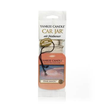 Car Jar Pink Sands™ X1 Yankee Candle