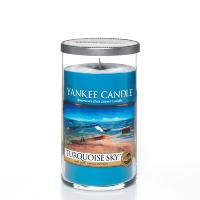 Moyenne Colonne Turquoise Sky / Ciel Turquoise Yankee Candle