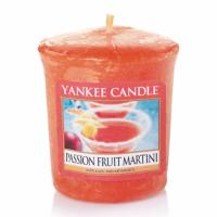 Bougie Votive Passion Fruit Martini Yankee Candle