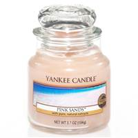Petite Jarre Pink Sand / Sable Rose Yankee Candle