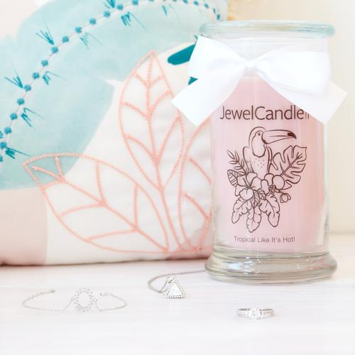 Bougie Like it's Hot Collier Jewel Candle