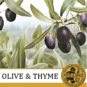 Olive & Thyme / Olive & Thym