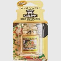 Ultimate Car Jar Christmas Cookie Yankee Candle