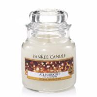 Petite Jarre All Is Bright / Fête Scintillante Yankee Candle