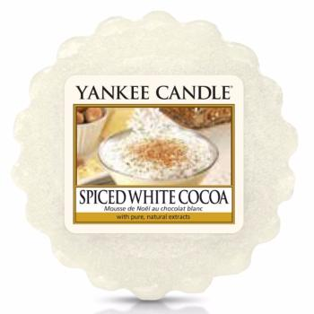 Tartelette Spiced White Cocoa Yankee Candle