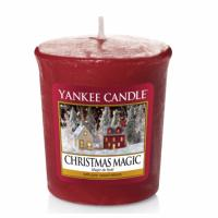 Bougie Votive Christmas Magic / Magie De Noël Yankee Candle