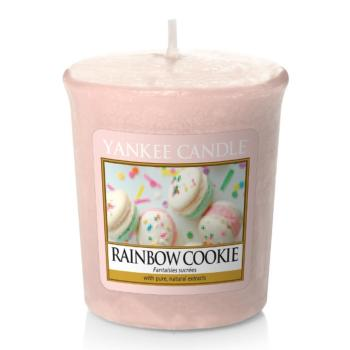 Bougie Votive Rainbow Cookie / Fantaisies Sucrées Yankee Candle