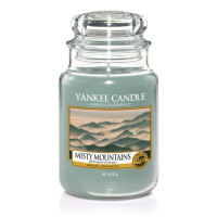 Grande Jarre Misty Mountains Yankee Candle