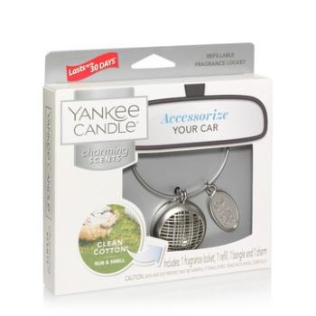 Starter kits Linear Clean Cotton Yankee Candle