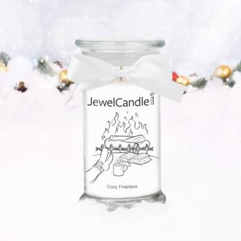 Bougie Cozy Fireplace (Bracelet) Jewel Candle