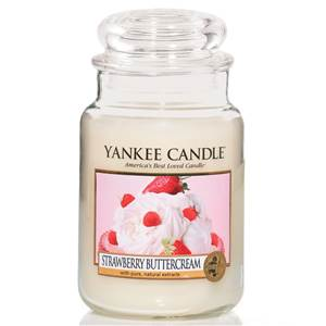Grande Jarre Strawberry Buttercream Yankee Candle